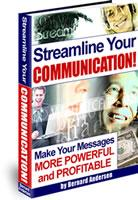 Streamline Your Communications | eBooks | Business and Money
