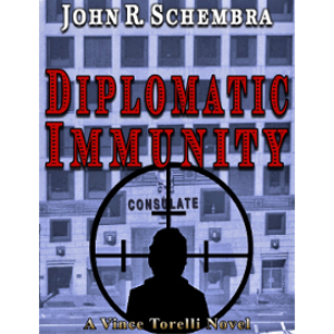 a vince torelli novel book 3: diplomatic immunity