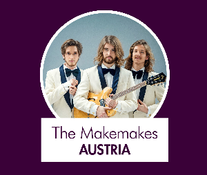 the makemakes - i am yours (austria) 2015 eurovision
