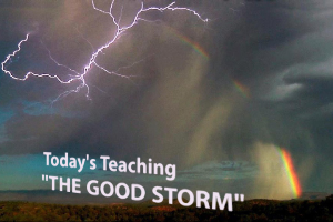 The Good Storm | Audio Books | Religion and Spirituality