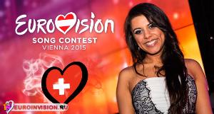 mélanie rené - time to shine (switzerland) 2015 eurovision