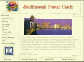 SoulHawaii Travel Guide | eBooks | Travel