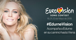 edurne - amanecer (spain) 2015 eurovision