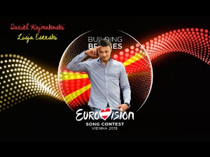 daniel kajmakoski - autumn leaves (f.y.r. macedonia) 2015 eurovision