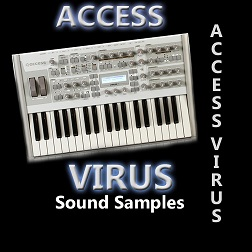 First Additional product image for - Access Virus TI  Sounds wav Fl studio/ Reason/Lofgic