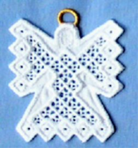 Hardanger Ornaments Collection PES | Crafting | Embroidery