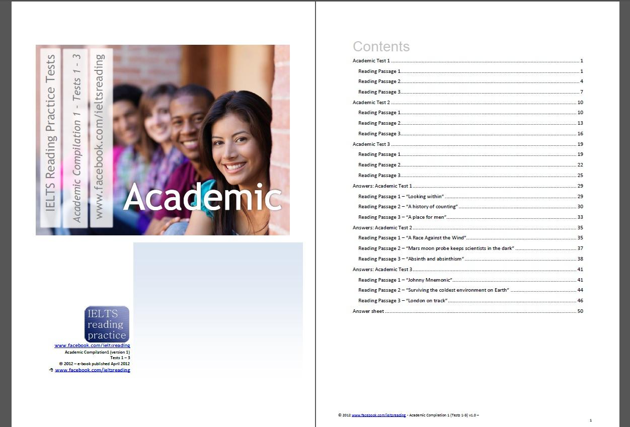 Academic: Ielts Academic Reading