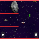 UFO Asteroid Run (Free) | Software | Mobile