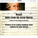 Mozart:Suites from the Great Operas for Symphonic Wind Band - London Symphonic Band/John Snashall | Music | Classical