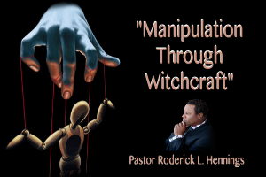Manipulation Through Witchcraft | Audio Books | Religion and Spirituality