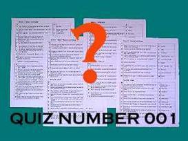 Pub Quiz 1 | eBooks | Entertainment