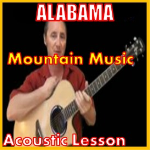 Learn to play Mountain Music by Alabama | Movies and Videos | Educational