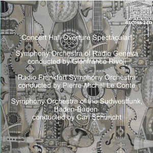 Concert Hall Overture Spectacular! | Music | Classical