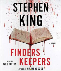 finders keepers: a novel  - stephen king 2015