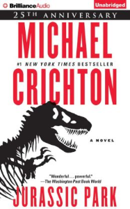 jurassic park: a novel - michael crichton 2015