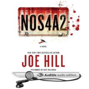 nos4a2: a novel (unabridged) - joe hill