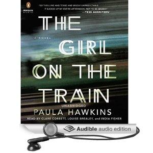the girl on the train: a novel (unabridged) - paula hawkins 2015