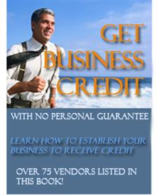 get business credit e-course