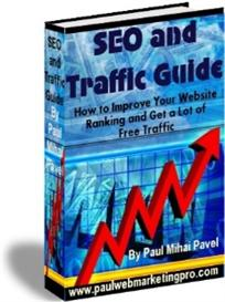 SEO and Traffic Guide - With Private Label Rights | eBooks | Business and Money