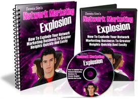 Network Marketing Explosion - MRR | Audio Books | Business and Money