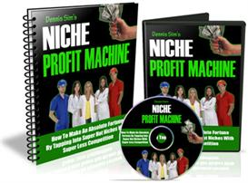 Niche Profit Machine - MRR | Audio Books | Business and Money