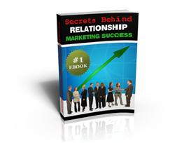 Secrets Behind Relationship Marketing Success | eBooks | Business and Money