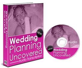 Become A Wedding Planner-Wedding Planning Uncovered | Audio Books | Relationships