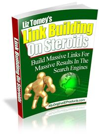Link Building On Steroids | eBooks | Business and Money