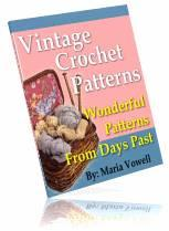 20 Wonderful Vintage Crochet Patterns | eBooks | Arts and Crafts