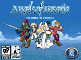 Angels of Fasaria Online & RPG | Software | Games