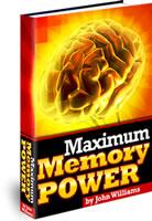 Maximum Memory Power | Audio Books | Self-help