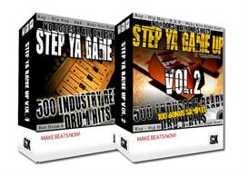 Step Ya Game Up Vol. 1 And 2 Wav. Edition