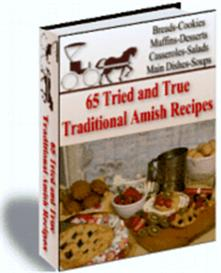 65 Tried and True Amish Recipes | eBooks | Food and Cooking