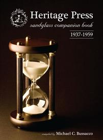 Heritage Press Sandglass Companion Book 1937-1959