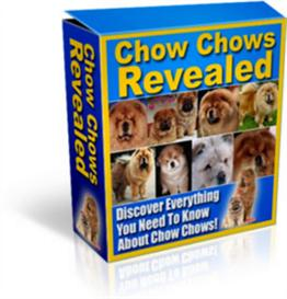 Chow Chows Revealed | eBooks | Home and Garden