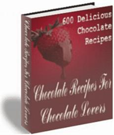 Chocolate Recipes For Chocolate Lovers | eBooks | Food and Cooking