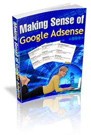 Making Sense of Google Adsense | eBooks | Business and Money