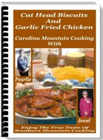 Cat Head Biscuits and Garlic Fried Chicken   eBooks   Food and Cooking