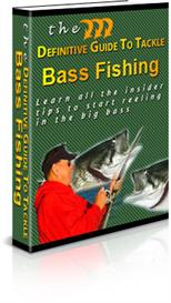 The Definitive Guide To Tackle Bass Fishing | eBooks | Sports