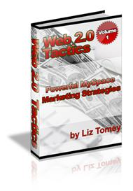 Web 2.0 Tactics Powerful Myspace Strategies | eBooks | Business and Money