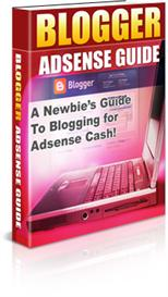 Blogger Adsense Guide | eBooks | Business and Money