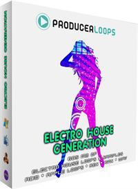 Electro House Generation - Electro House Loops & Samples(ACID/WAV/Appl | Music | Soundbanks