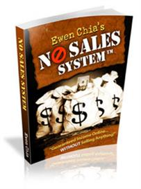 No Sales System with Master Resale Rights | eBooks | Business and Money