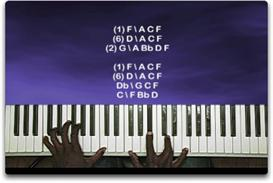 Just a prayer away - gospel piano lesson | Movies and Videos | Music Video