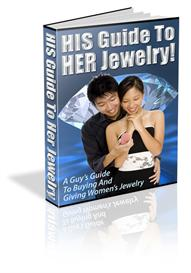 his guide to her jewelry ebook & audio mp3 resell