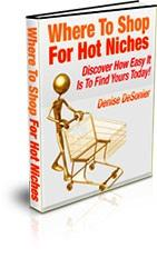 ***NEW*** Where To Shop For Hot Niches with Master Resale Rights | eBooks | Business and Money
