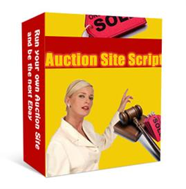**NEW** Auction Site Script WIth Master Resale Rights | Software | Developer