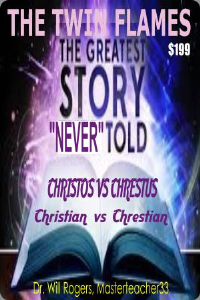 CHRISTOS VS CHRESTOS The Greatest Story Never Told | Audio Books | Other