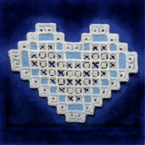 Hardanger On-Point EMD | Crafting | Embroidery