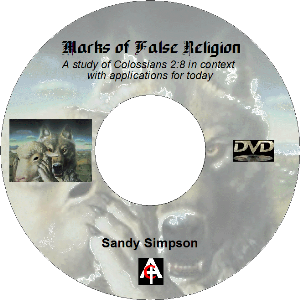 Marks Of False Religion MP3 | Movies and Videos | Religion and Spirituality